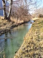Photo du canal du Bienvenu à Vernayaz